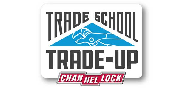 Channellock Announces 2020 Trade School Trade-Up Competition and Trade Travelers Tour
