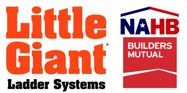 National Association of Home Builders and Builders Mutual Insurance Recognize Little Giant Ladders for Product Award