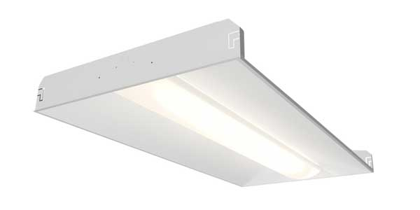 LSI Industries Launches Multi-Setting LED Lensed Troffer