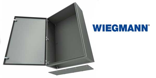 New Wiegmann ULTIMATE Enclosures with Gland Plates