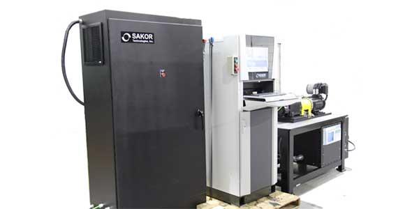 SAKOR Technologies Announces Dynamometer Line for Testing Electric Motor Efficiency to Meet International Environmental Standards