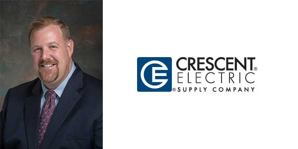 Crescent Electric Supply Company Appoints Scott Teerlinck as President and CEO
