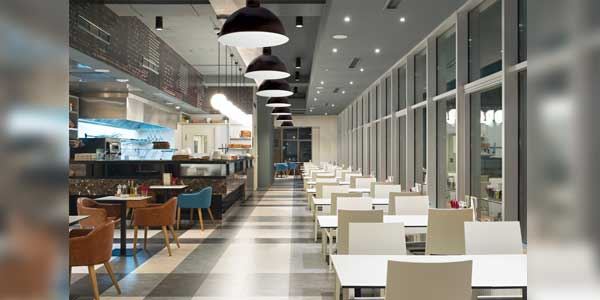 """Nora Lighting Adds New 8"""" Model to RLM LED Pendant Shade Line"""