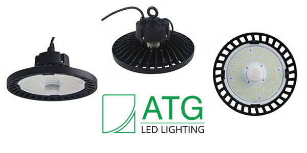 ATG LED Lighting Announces HELIX G3 - Expansion of High-Bay Line