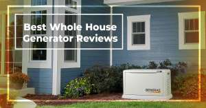5 Best Whole House Generator Reviews 2021| Recommended!