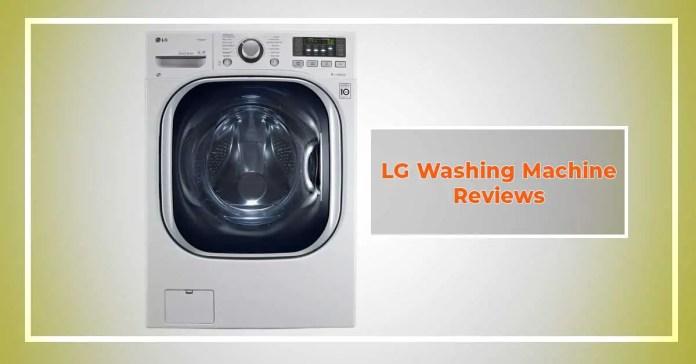 LG Washing Machine Reviews