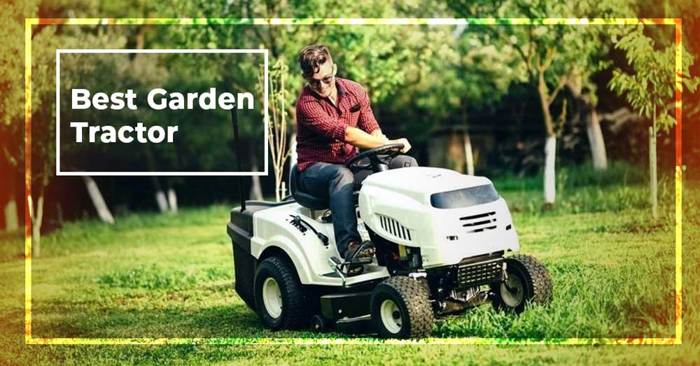 5 Best Garden Tractor To Buy In 2020 All Time Heavy Duty