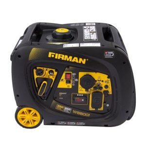 Firman W03082 3300-3000 Watt Electric Start Gas Portable Generator