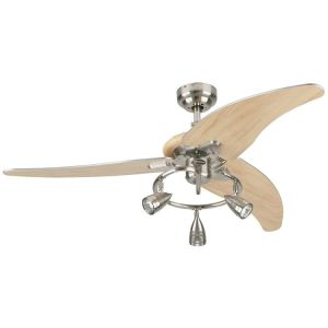 Westinghouse Lighting 7850500 Elite Ceiling Fan- Best for Contemporary Look