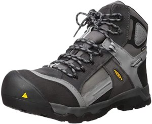 KEEN Utility Mens Davenport 6 400g Ct Waterproof Work Boot