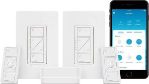Lutron Caseta Smart Start Kit