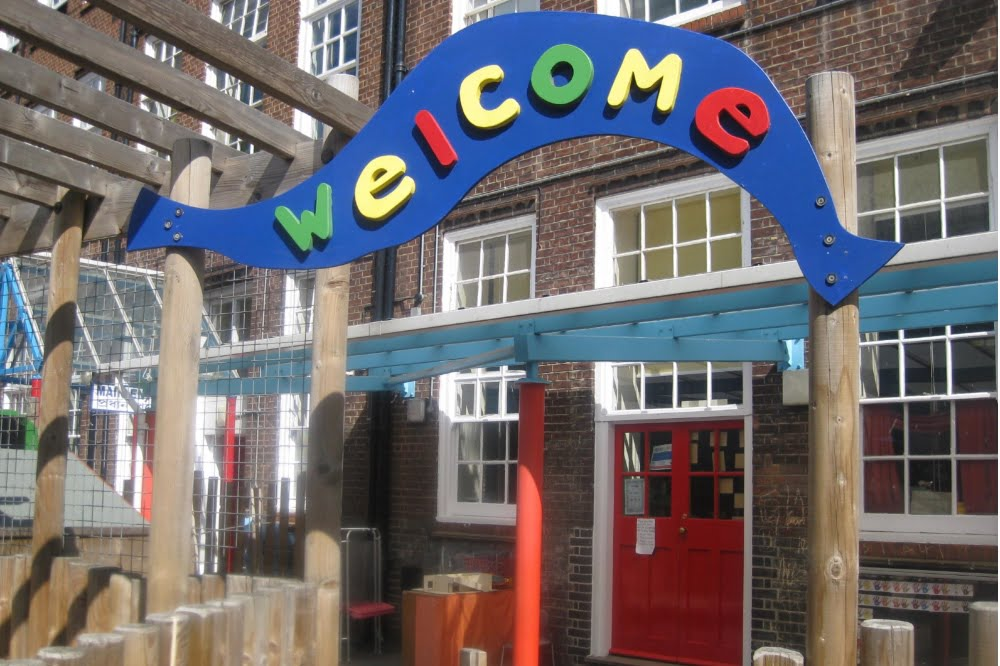 Osmani Primary School London