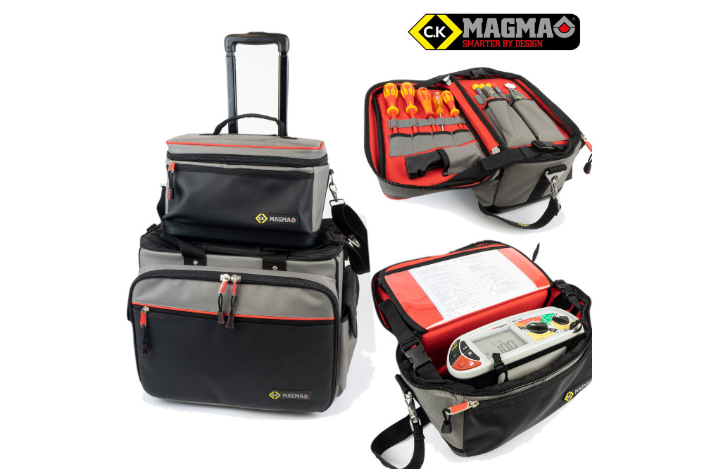 C.K Magma Test Equipment Case Plus