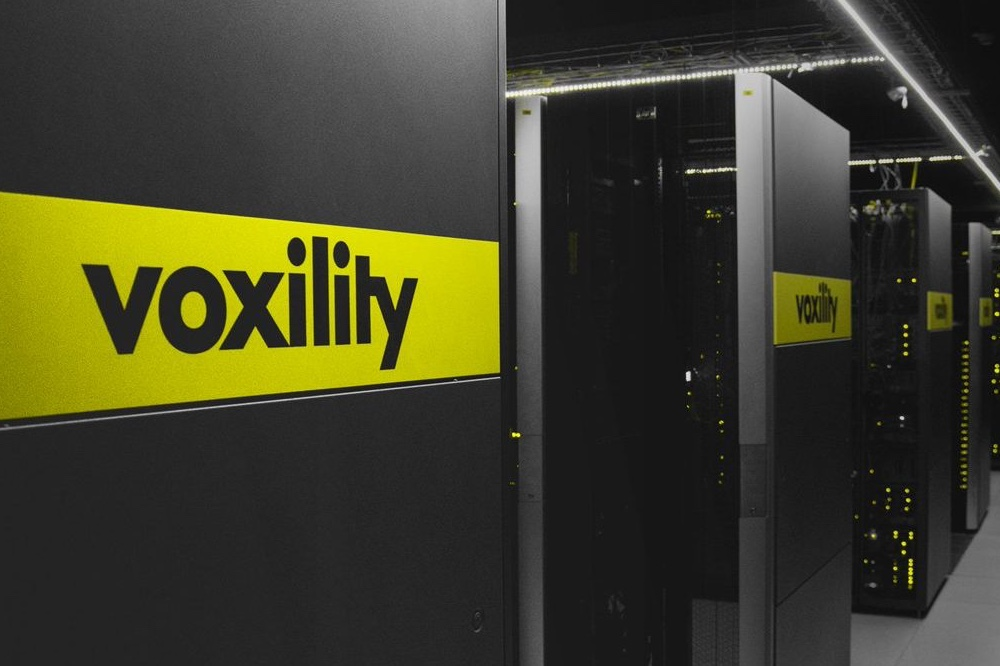 Voxility data centre