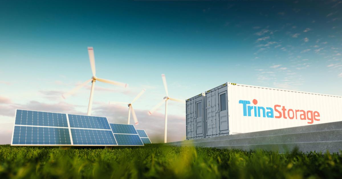 Trina Storage Energy Storage
