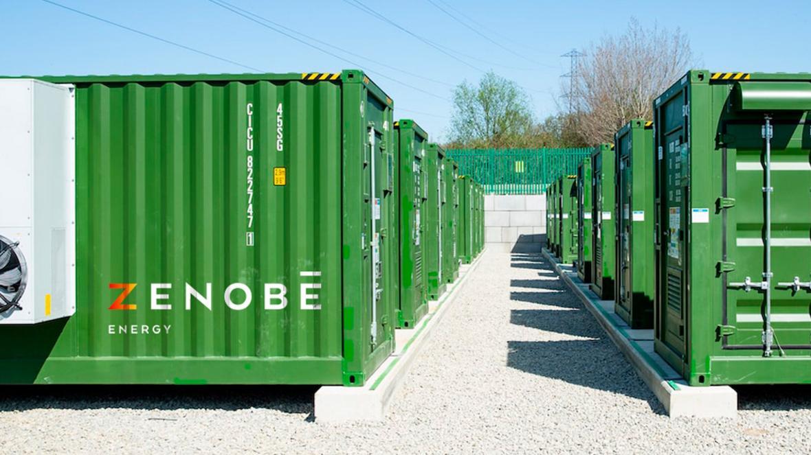 Zenobe Energy Storage