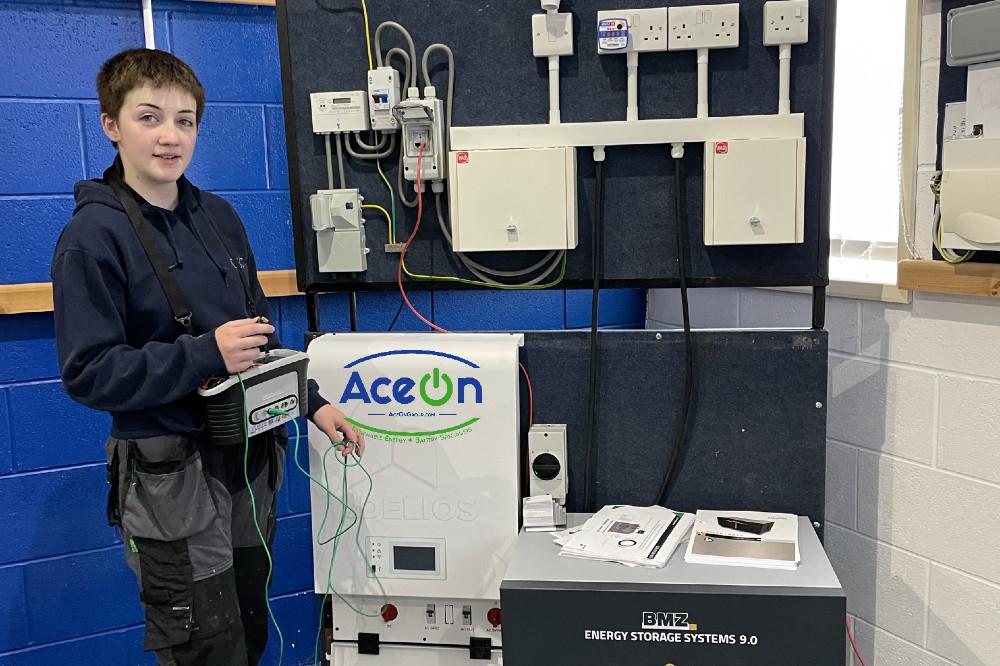 AceOn Energy Storage Training