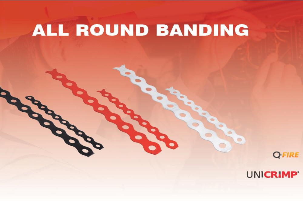 Unicrimp Q-Fire All Round Banding