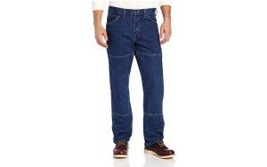 Dickies Men's Relaxed-Fit Double-Knee Workhorse Jean Review