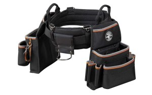 Klein Tools 55429 Tradesman Pro Electrician's Tool Belt Review