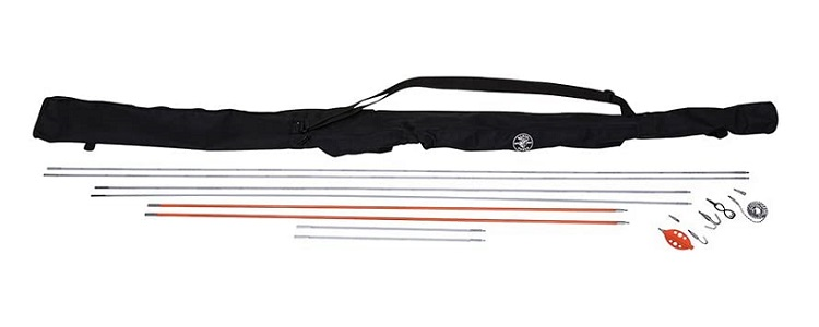 Splinter Guard Wire Fish Rod and Glow Rod Kit Review
