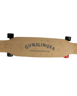 HillBilliesPro - Gunslinger electric longboard