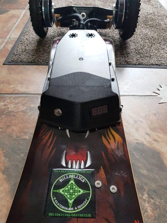 HillBillies Pro -GT Electric Mountain Board