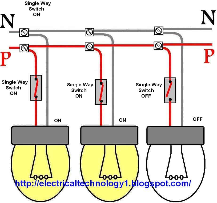 wiring diagram of light switch free download wiring diagram xwiaw rh xwiaw us wiring a lighting circuit diagram Outside AC Unit Wiring Diagram
