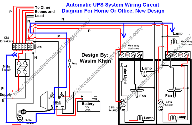 diagram typical ups wiring diagram full version hd quality
