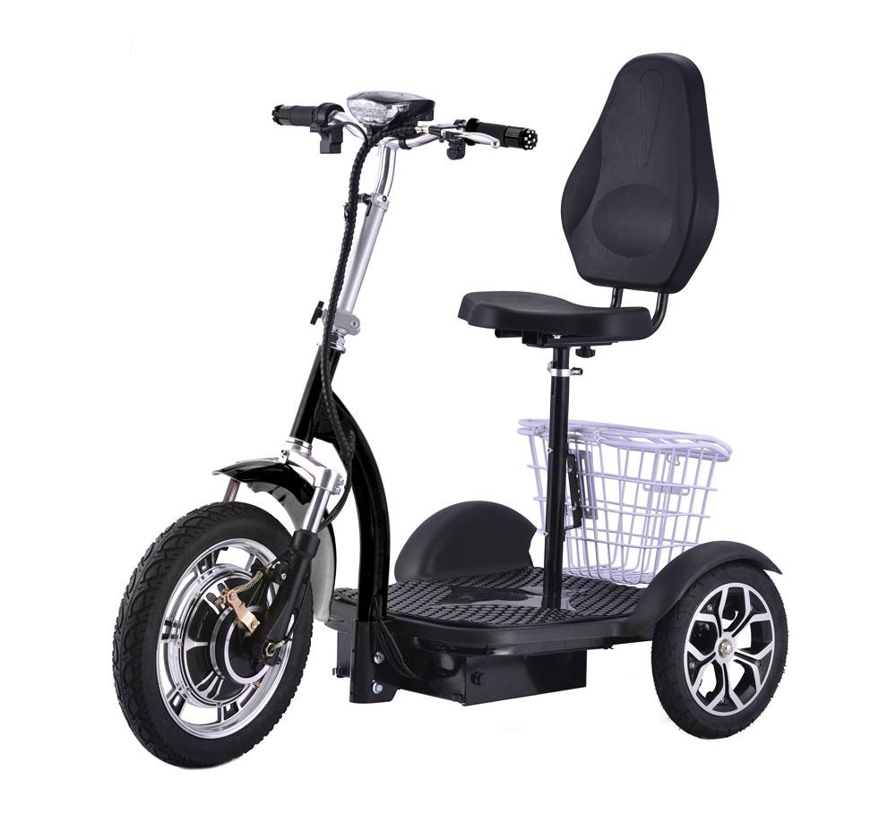 Scooter 3 ruedas 1000w
