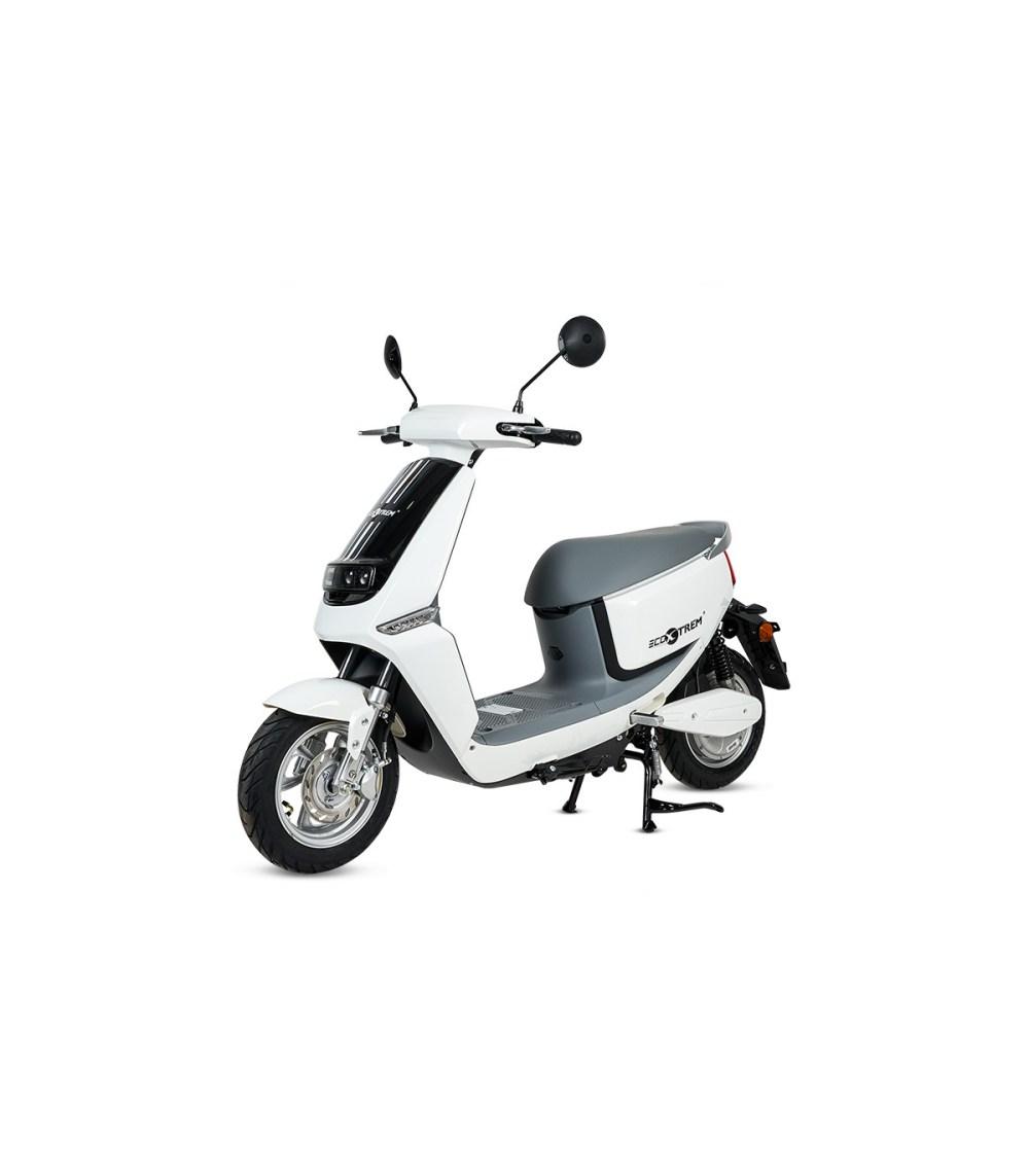Ciclomotor scooter eléctrico Matriculable