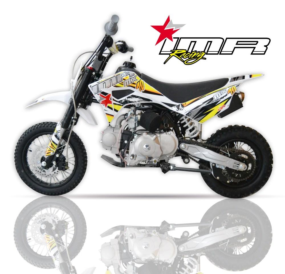 MOTOCROSS MOTO MX 90E