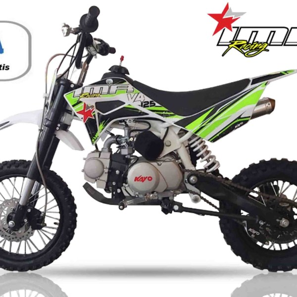 Pitbike moto cross 125