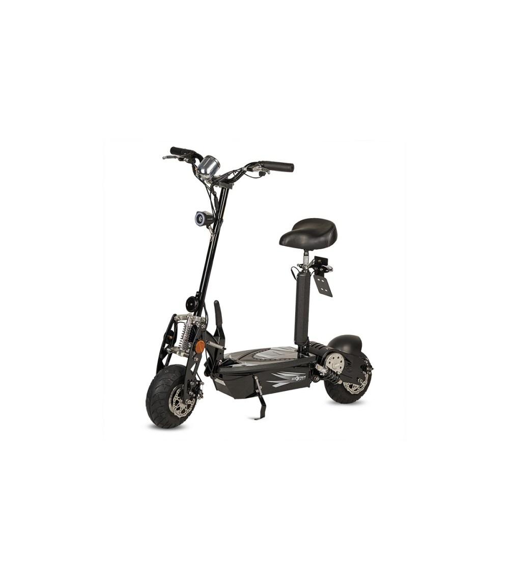 Scooter eléctrico matriculable homologado