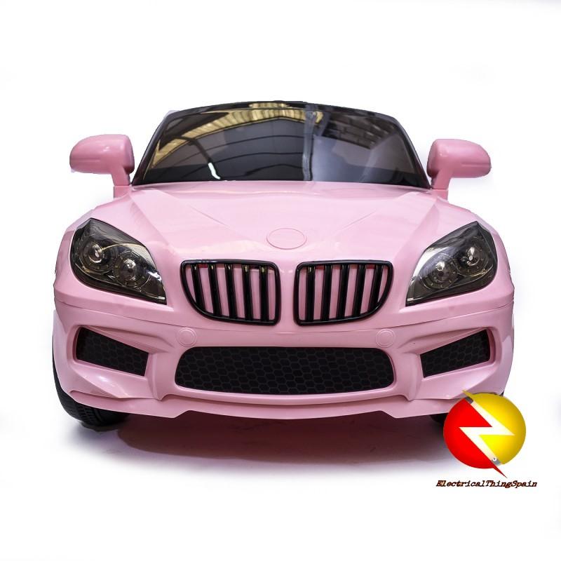 coche infantil eléctrico