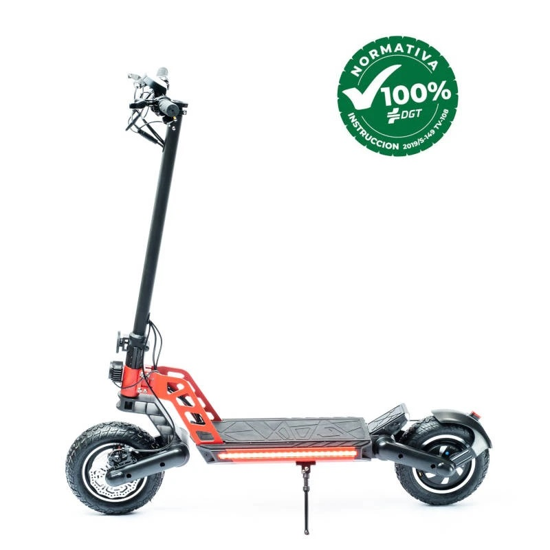 Patinete eléctrico offroad 1300w