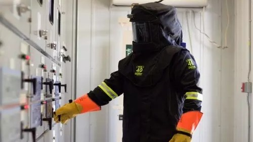 Arc Flash Suit 40 Cal