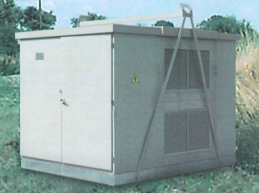 11 KV Compact prefabricated Package Unitised Substation (USS)