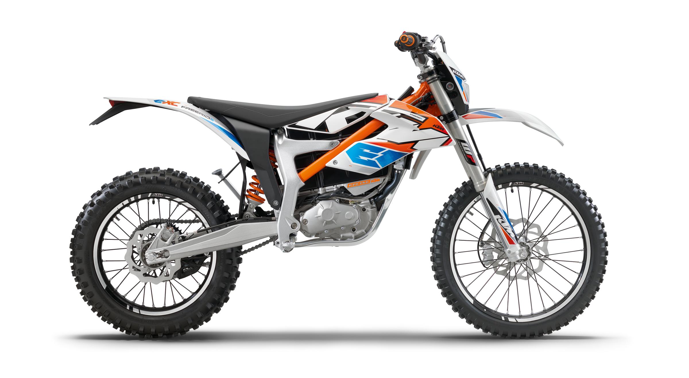 Ktm Freeride E Xc 90 Electric Motocross Motorcycle