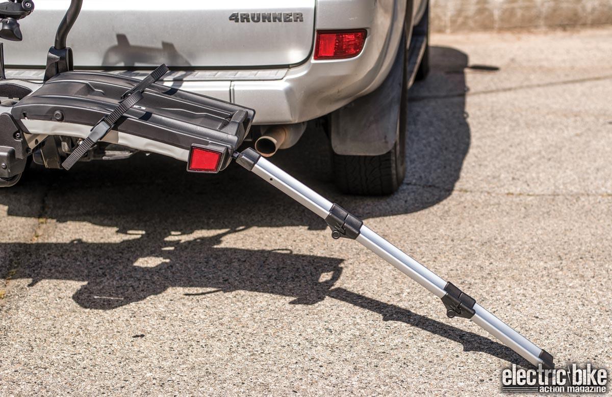 thule easyfold xt 2 bike rack