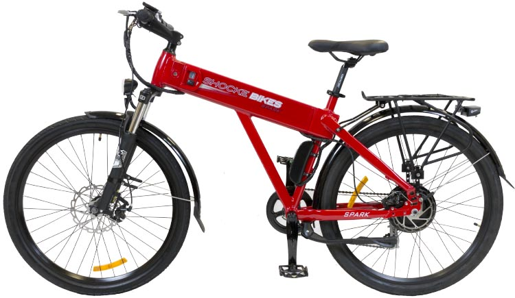 I would recommend this Spark electric bike to anyone wanting to get into the world of e-biking without breaking the bank! Spark Electric Bike Review