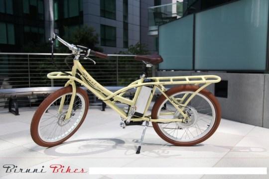 Biruni electric cargo bike