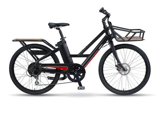 IZIP Metro electric cargo bike