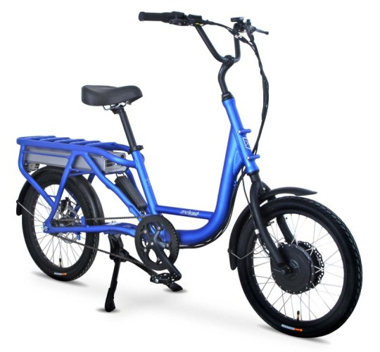 Juiced Riders ODK electric cargo bike