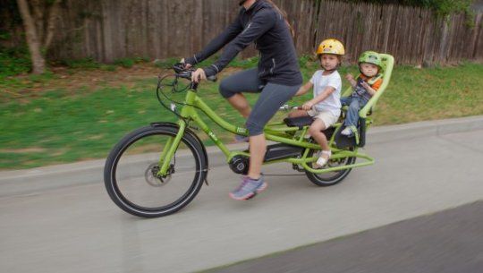 Research Finds eBiking Replaces Car Trips