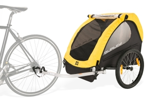 burley kids bike trailer