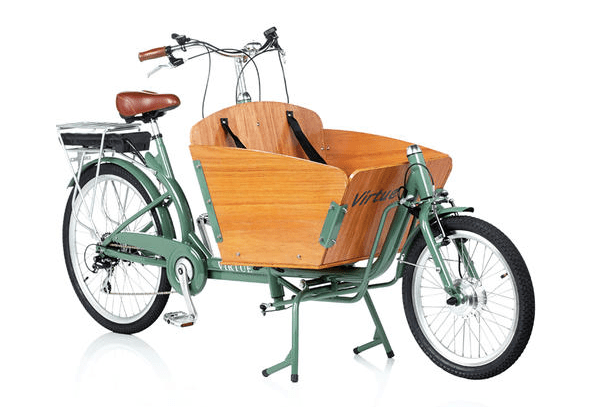virtue gondoliere electric cargo bike