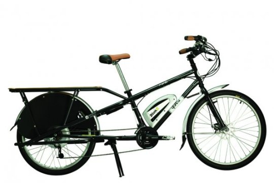 yuba el mundo electric cargo bike