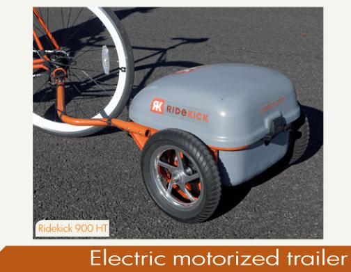 Ridekick electric trailer