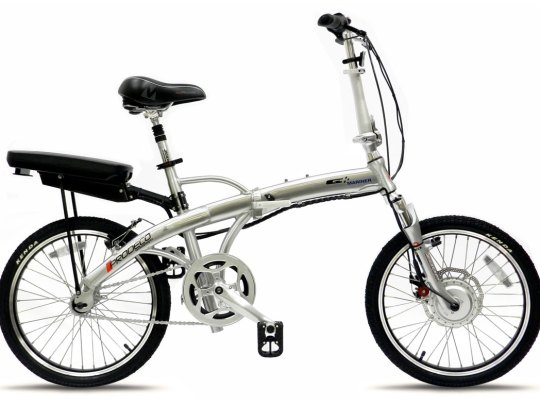 ProdecoTech V3 Mariner Folding Electric Bicycle.